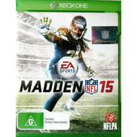 Madden 15 Xbox One Game