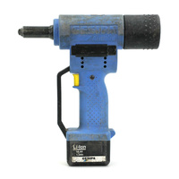 GESIPA Accubird 14.4V Rivet Tool with 2 Batteries & Charger