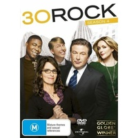 30 ROCK SEASON 4 DVD R4 PAL