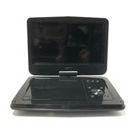 "Linden 10"" Portable DVD Player L10PDV17"