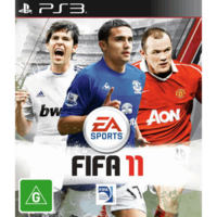 FIFA 11 Playstation 3 PS3 GAME PAL