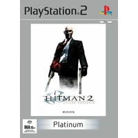 HITMAN 2 SILENT ASSASSINS Playstation 2 PS2 GAME PAL
