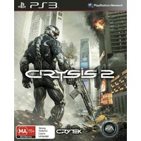 CRYSIS 2 Playstation 3 PS3 GAME PAL