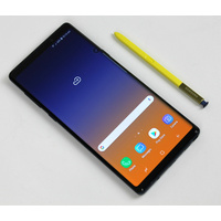 Samsung Galaxy Note 9 128GB Midnight Black Unlocked in as new condition