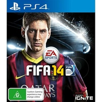 FIFA 14 Playstation 4 PS4 GAME PAL