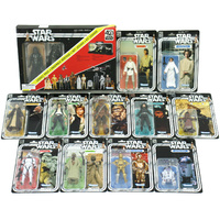 "Star Wars 40th Anniversary Black Series 6"" Figures Complete Legacy Pack Set"