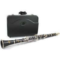 Suzuki Musique Concertino B Flat Clarinet with Carry Case