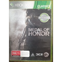 Medal of Honor Microsoft Xbox 360 Classics Game Disc