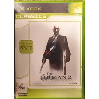 Hitman 2 Silent Assassin Microsoft Xbox *Includes Booklet* Game Disc