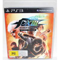 Sony The King of Fighters XIII Playstation 3 PS3 Game PAL