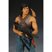 Hot Toys MMS21 John J. Rambo 1/6 Scale Fully Poseable Action Figure