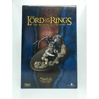 THE LORD OF THE RINGS THE RETURN OF THE KING SHELOB POLYSTONE STATUE SIDESHOW