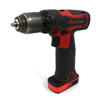 "Snap-On CDRA761A 14.4V 3/8"" Drill Driver + Batteries + Charger"