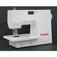 Simplicity 12 Needle Deluxe Felting Machine 881482001