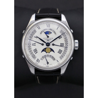 Longines Master Collection 4x Retrograde Moonphase Automatic Watch L27384713