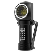 Nebo 89515 Rebel 600 Lumen Rechargeable Task Light/Head Lamp