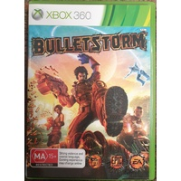 BulletStorm Microsoft Xbox 360 Game Disc