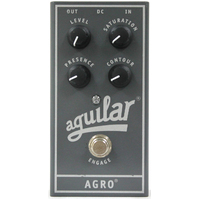 Aguilar Agro Bass Overdrive Effects Pedal