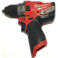 Milwaukee M12FPD 12V Li-Ion Cordless Fuel Hammer Drill Driver SKIN ONLY