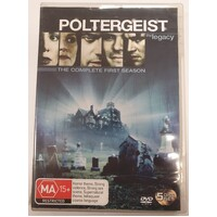Poltergeist: The Legacy The Complete 1st Season DVD Set