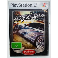 Need for Speed Most Wanted Sony PlayStation 2 *Platinum*