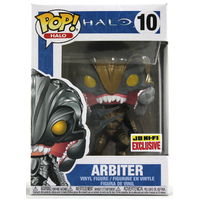 Funko Pop! Halo - Arbiter #10 - Exclusive