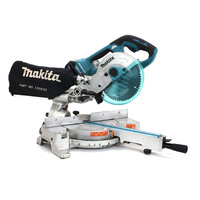 Makita DLS714PT2 18Vx2 Brushless 190mm Compound Mitre Saw w/ 5.0Ah Batteries