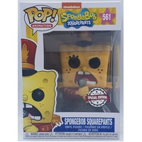 Funko Pop! Animation Nickelodeon Spongebob Squarepants #561