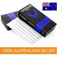 Tattoo Needles 20x size 5RS Round SHADER Sterilized AUS Seller