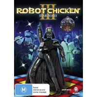 Robot Chicken - Star Wars Special 03 DVD R4 PAL