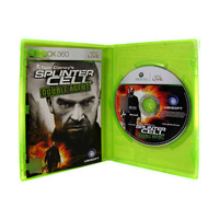 Tom Clancys Splinter Cell: Double Agent XBOX 360 Game + Booklet PAL