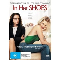 In Her Shoes DVD R4 PAL Cameron Diaz, Ken Howard, Shirley MacLaine, Toni Collett