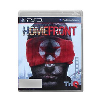 Homefront Sony PlayStation 3 PS3 Game + Booklet