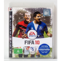 Fifa 10 PlayStation 3 PS3 Game + Booklet PAL