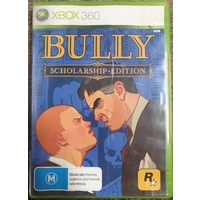 Bully *Rare Game* Microsoft Xbox 360 game disc *No Booklet*