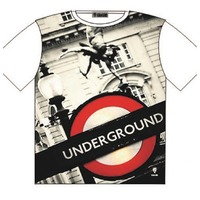 T-Shirt London Underground Street Fashion Mens Ladies AU STOCK