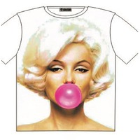 T-Shirt Cheeky Marilyn Street Fashion Mens Ladies AU STOCK