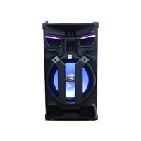 Weconic All In One Dual Bluetooth Party Speaker Tower + 2 Wireless Microphones LG18P