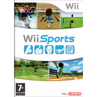 Wii SPORTS  Nintendo. Wii Game PAL + Booklet
