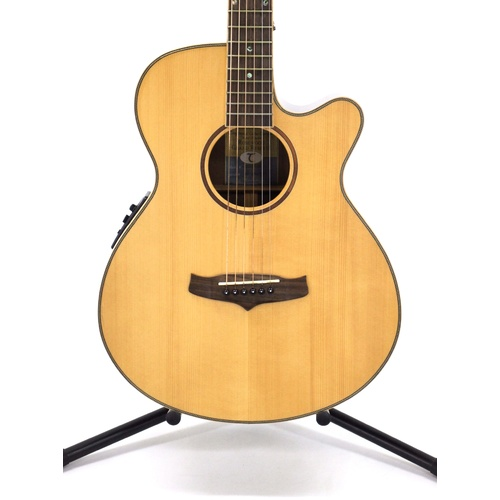 Tanglewood TGRSF-CE Rosewood Grand Reserve Super Folk Electro Acoustic Guitar