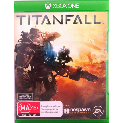 TITANFALL Xbox ONE GAME PAL