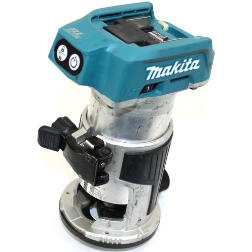 Makita DRT50 18V LXT Brushless Cordless Laminate Router Trimmer - Skin Only