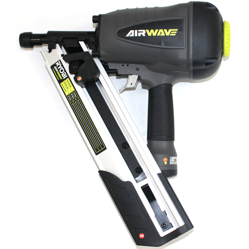 Ryobi Air-Wave Powered Framing Nailer RA-NF90-K